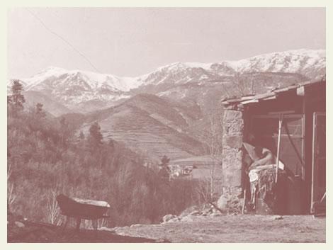 Fotografies històriques Mas Les Feixes
