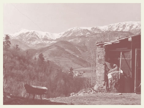 Fotos históricas Mas Les Feixes